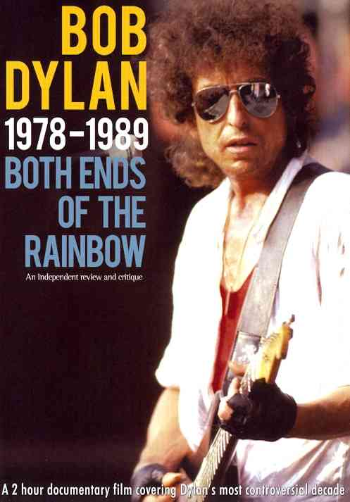 1978-1989:BOTH ENDS OF THE RAINBOW BY DYLAN,BOB (DVD)